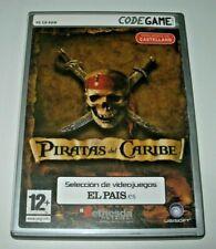 Piratas del Caribe PC (Edición española como nuevo)