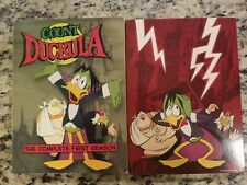 Count Duckula - The Complete First Season (DVD, 3-Disc Set) COMPLETE FREE SHIP