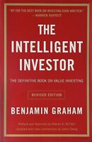 The Intelligent Investor: The Definitive Book by Graham, Benjamin -  Paperback