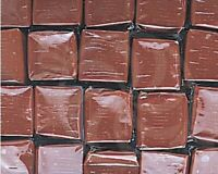 Chocolate Caramel squares Candy 3 FULL pounds individually wrapped FREE SHIPPING