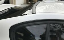 UNIVERSAL M3 STYLE ROOF HATCH TRUNK SPOILER  BONNET 5ft FLAT BLACK