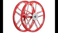 Motorized Bicycle Mag Wheels.
