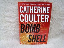 2013 Bombshell: An FBI Thriller/Suspense by Catherine Coulter Hardback Book