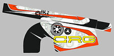 CRG STYLE TILLETT CHAIN GUARD STICKER KIT - KARTING - JakeDesigns