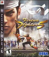VIRTUA FIGHTER 5 PLAYSTATION 3 GAME *NEW* AUS EXPRESS