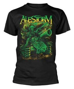 Alestorm 'Trenches And Mead' T-Shirt - NEW & OFFICIAL!
