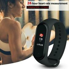 Reloj Pulsera M4 Banda Inteligente Pulsera Fitness Tracker Rastreador de presión NUEVO