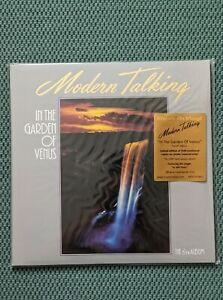 LP Modern Talking - In the Garden of Venus - The 6th Album Vinyl Schallplatte