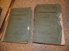 1888.Traité de chirurgie de guerre.2/2.Edmond Delorme