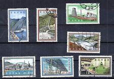 Greece. Electrification 1962 USED Hydroelectric plant Ptolemais Aliveri Louros