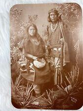 Vintage Native American Navajo Postcard