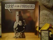 GERRY & THE HOLOGRAMS LP/1979 UK DIY/KBD/Electro Punk/Minimal Synth/Frank Zappa