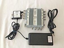 Dish-network VideoPath Multi Switch DPP44 142350 & Power Inserter DPP44 126609