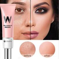 30g Pré Maquillage Pore Primer Oil Control Crème Fond de Teint Hydratante Base