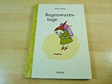 Antje Damm: Regenwurmtage / Kinderbuch / Gebunden