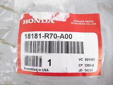 Genuine OEM Honda 18181-R70-A00 Lower Catalytic Converter Heat Shield