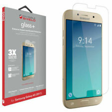 Galaxy A5 2017 Invisible SHIELD Glass+ Tempered Screen & Impact Protection Zagg