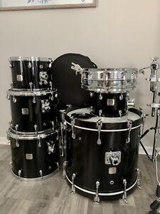yamaha birch custom absolute drums Mint!!!!!
