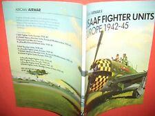 Aircam airwar 8, USAAF Fighter Units Europe 1942-45