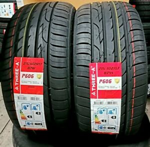 2x 215/40ZR17 3A 87W , B/E RATINGS SUPER QUALITY TYRES,GR8 PRICE