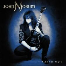 John Norum face the truth  CD  Rarität