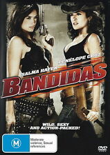 Bandidas - Action / Western - NEW DVD