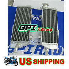 aluminum alloy radiator FOR KTM 250/450/505 SX-F/SXF 2008 -2015 2009 2008