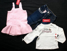 NWT Gymboree Tres Fabulous Pink Chihuahua girls size 18 24 mo jumper top & jeans