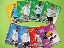 5 REWE-Fußball-Sammelbilder EM 2012 aussuchen
