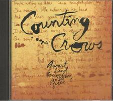 Music CD Counting Crows August And Everything After