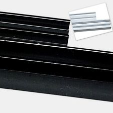 3ft & 6FT VIVARIUM GLASS RUNNERS/TRACK 4MM TOP & BOTTOM  90CM LENGTHS