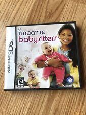 Imagine: Babysitters (Nintendo DS, 2008) NDS H2