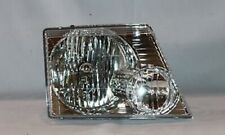 Right Side Replacement Headlight Assembly For 2002-2005 Ford Explorer