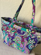Heather Get Carried Away Tote Vera Bradley New with Tags NWT $92