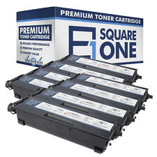 High Yield Toner Cartridge Replacement for Brother TN650 TN620 (Black, 8-Pack)