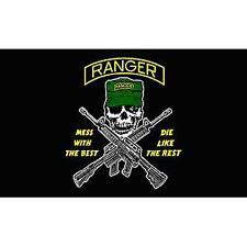 Ranger 3ft x 5ft Printed Polyester Flag