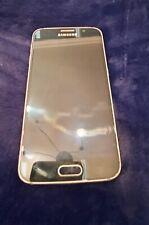 Samsung Galaxy S6 SM-G920F - 64GB - Black Sapphire (O2) Smartphone