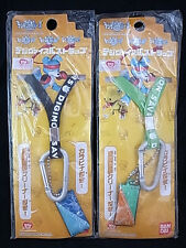 Bandai 2008 Digimon Digivice Savers IC Strap 2 Set GAOMON Sale Rare item New
