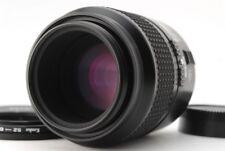 Near mint Nikon AF 105mm f/2.8 D Micro w/ Filter L37c Caps From Japan F/S #3344