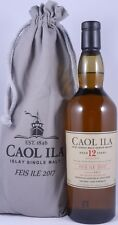 Caol Ila Feis Ile 2017 12 Years Amoroso Sherry Cask Scotch Whisky 55,8% Vol.