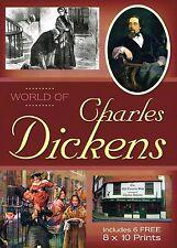 World of Charles Dickens Park Lane Books NEW BOOKS