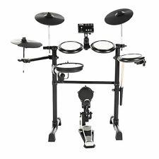 Fame DD-Lite Pro E-Drum Set, Elektronisches Schlagzeug-Set mit 144 Sounds, 12 Dr