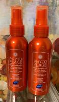 2 Phyto Phytoplage Protective Sun Oil For Ultra-dry & Damaged Hair, 3.3 Oz
