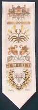 15% Off Chatelaine Counted X-stitch Chart - Mini Mystery C: The Freesias
