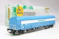MEHANO T214 INTERFRIGO Maschinenkühlwagen Wechselstrom Achsen TOP neuwertig OVP