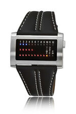 209€ THE ONE Binary Ibiza. Ride Herrenuhr Armbanduhr für Herren IRH102RB1 NEU