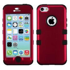 Étuis, housses et coques avec clip rouge iPhone 5c pour téléphone mobile et assistant personnel (PDA) Apple