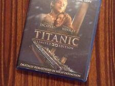 Titanic 3D  ( 3D/Blu-ray combo pack!! )