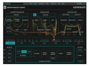 Newfangled Audio (Eventide) Generate, Genuine License, New, Unregistered