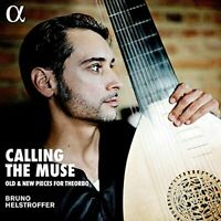Bruno Helstroffer - Calling The Muse  Old and New Pieces For Theorbo [VINYL]